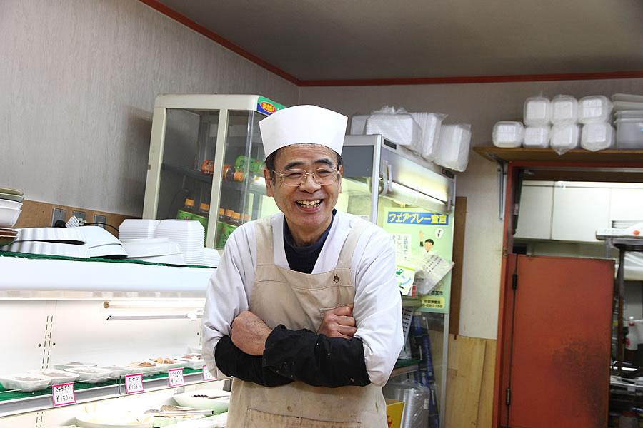 お惣菜とお弁当のお店「春夏秋冬」