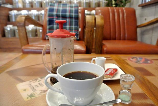 コフレアコーヒー コーヒー