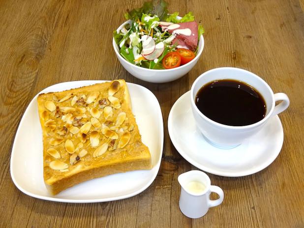 コフレアコーヒー モーニング