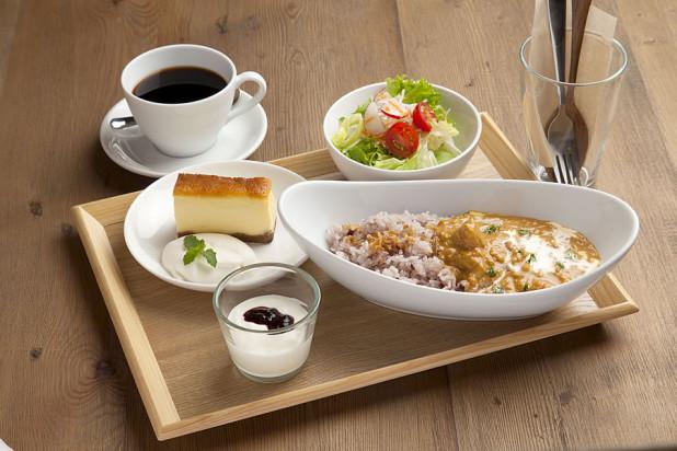コフレアコーヒー カレー