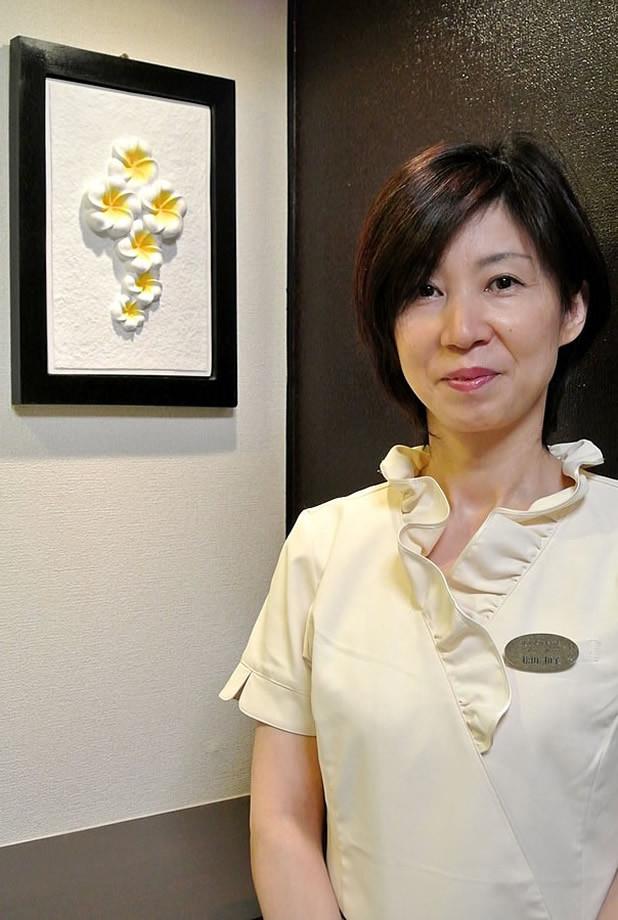 WAVE理容室 松田和子 さん