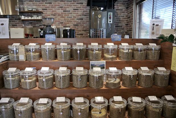 コフレアコーヒー 生豆