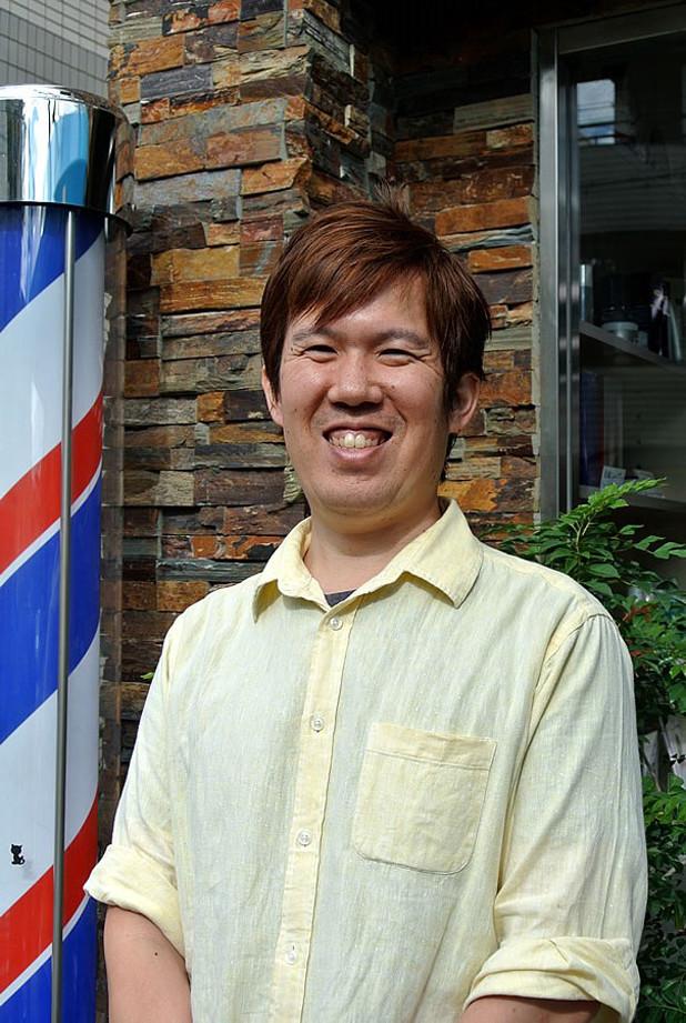 スーパーヘアーセオ 瀬尾秀夫さん