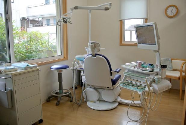左海歯科クリニック 診察室