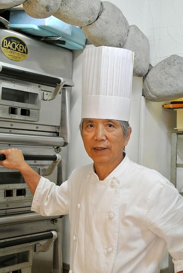 オーナー倉本洋海さん 甲子園けやき散歩道の会長