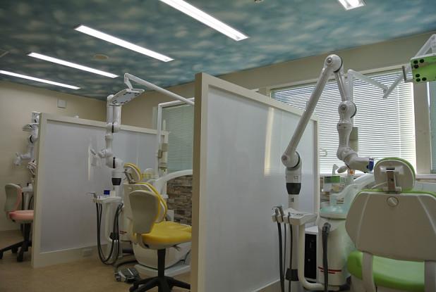 松本歯科口腔外科クリニック 診察室