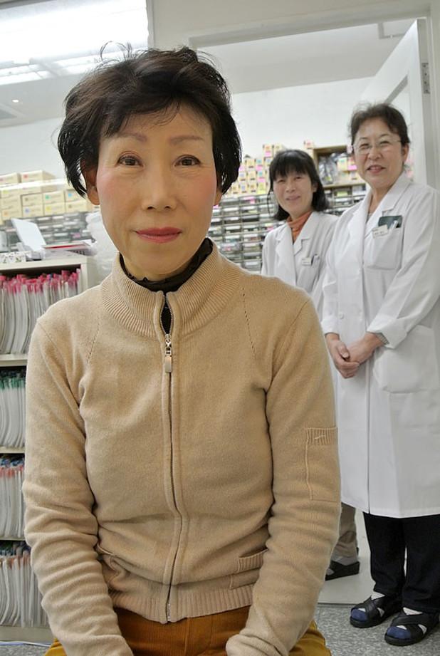 こうしえん薬局 オーナー 井上友子 さん
