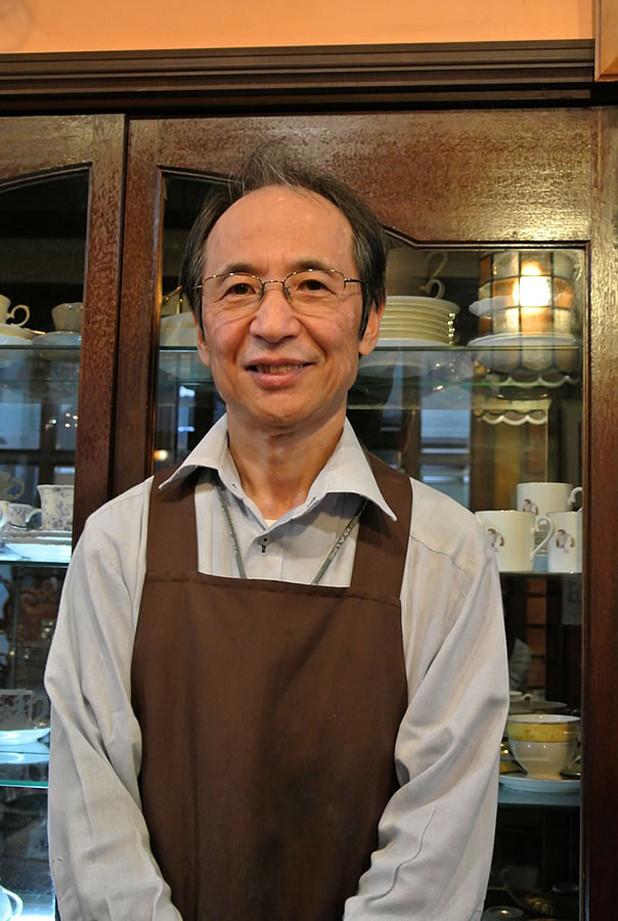 ララ美容室 オーナー 片岡宏一さん