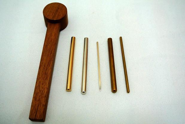 伝統鍼灸玄珠堂 鍼管