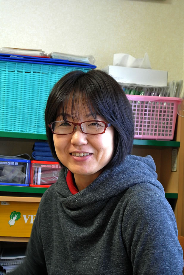 Red Gate英会話教室 オーナー 内田智子さん