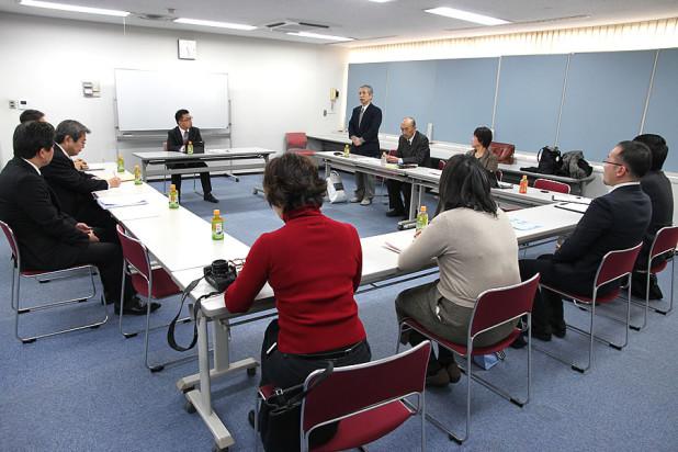 今村西宮市長と会談会