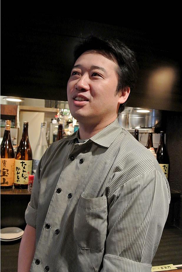 串笑門 串かつ 吉田恵造 さん