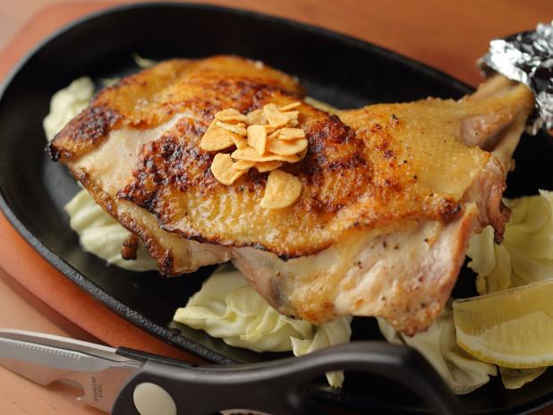 hen鶏ながら 料理2