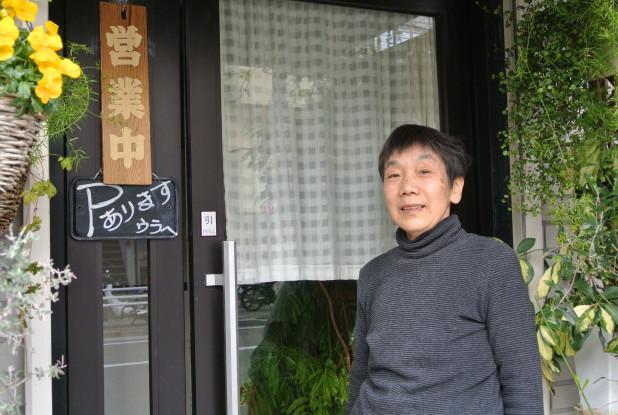 喫茶Ann樋口節子さん